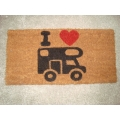 260082 Tapete I LOVE CAMPER 25 x50